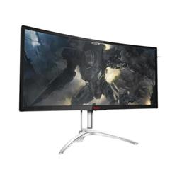 Monitor Gaming AOC - 35'' CURVED AGON FREE-SYNC 200HZ