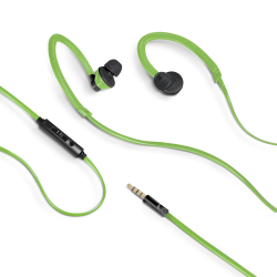 Auricolari con microfono Celly - Airpro 100 Sport In-ear Verde