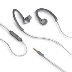 Celly AIRPRO100 - Écouteurs avec micro - intra-auriculaire - montage sur l'oreille - jack 3,5mm - blanc