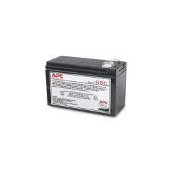 Batteria APC - Replacement battery cartridge #114 - batteria ups - 60 va - piombo apcrbc114