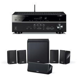 Home cinema Yamaha - YHT-4940 Black