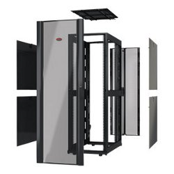 Armadio rack APC - Netshelter sx deep enclosure without sides rack - 42u ar3100x609