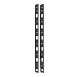 Ordinacavi APC - Kit gestione cavo rack - 42u ar7501