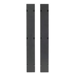 APC - Rivestimento per pannello di gestione cavi rack - 42u ar7581a