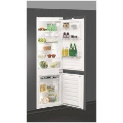 Réfrigérateur encastrable Ignis Today ARL 6501/A+ - Réfrigérateur/congélateur - intégrable - niche - largeur : 56 cm - profondeur : 55 cm - hauteur : 177.6 cm - 275 litres - congélateur bas - classe A+
