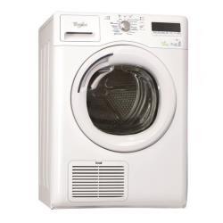 Sèche-linge Whirlpool AZA-HP 7040 - Sèche-linge - pose libre - largeur : 60 cm - profondeur : 62 cm - hauteur : 85 cm - chargement frontal