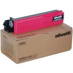 Toner Olivetti - Magenta - originale - cartuccia toner b0773