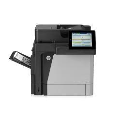 Imprimante laser multifonction HP LaserJet Enterprise MFP M630dn - Imprimante multifonctions - Noir et blanc - laser - Legal (216 x 356 mm) (original) - A4/Legal (support) - jusqu'à 57 ppm (copie) - jusqu'à 57 ppm (impression) - 600 feuilles - USB 2.0, Gigabit LAN, hôte USB