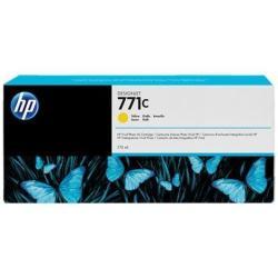 Cartuccia HP - 771c - giallo - originale - cartuccia d'inchiostro b6y10a