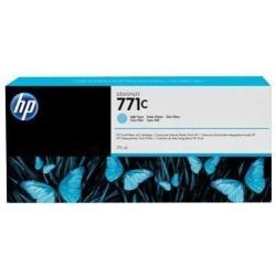 Cartuccia HP - 771c - confezione da 3 - cyan chiaro - originale - cartuccia d'inchiostro b6y36a