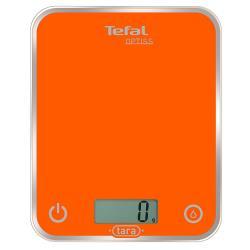Bilancia da cucina Tefal - Optiss Glass BC5001 Max 5 Kg Funzione Tara Arancione