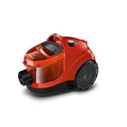 Aspirateur Bosch GS 10 BGC1UA110 - Aspirateur - traineau - sans sac - rouge