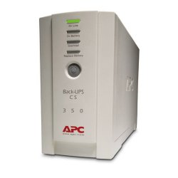 Gruppo di continuità APC - Back-ups cs 350 - ups - 210 watt - 350 va bk350ei
