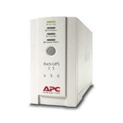 Gruppo di continuità APC - Back-ups cs 650 - ups - 400 watt - 650 va bk650ei