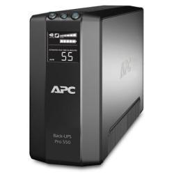 Gruppo di continuità APC - Back-ups rs lcd 550 master control - ups - 330 watt - 550 va br550gi