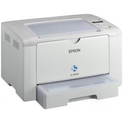 Imprimante laser Epson WorkForce AL-M200DN - Imprimante - monochrome - Recto-verso - LED - A4/Legal - 1200 ppp - jusqu'à 30 ppm - capacité : 260 feuilles - USB, LAN