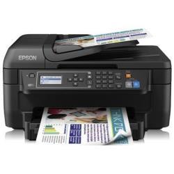 Multifunzione inkjet Epson - Workforce wf-2630wf - stampante multifunzione - colore c11ce36402