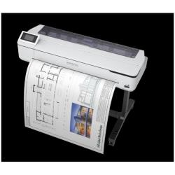 Image of Plotter Surecolor sc-t5100 - stampante grandi formati - colore - ink-jet c11cf12301a0