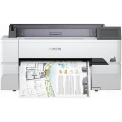 Image of Plotter Surecolor sc-t3400n - stampante grandi formati - colore - ink-jet c11cf85302a0
