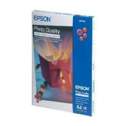 Carta fotografica Epson - Photo quality ink jet paper - carta - opaca - 100 fogli - a4 c13s041061