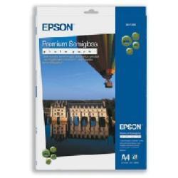 Carta fotografica Epson - Premium semigloss photo paper - carta fotografica - semi-lucida c13s041332