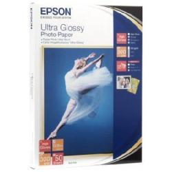 Carta fotografica Epson - Ultra glossy photo paper - carta fotografica - lucido - 50 fogli c13s041944