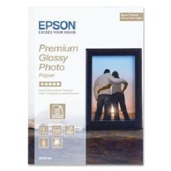 Carta fotografica Epson - Premium glossy photo paper - carta fotografica - lucido - 30 fogli c13s042154
