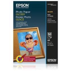 Carta fotografica Epson - Carta fotografica - lucido - 50 fogli - a4 - 200 g/m² c13s042539