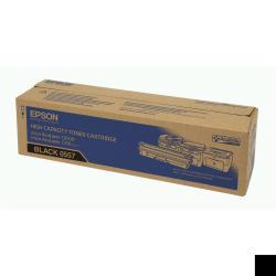 Image of Toner 0557 - alta capacità - nero - originale - cartuccia toner c13s050557