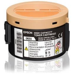Image of Toner Alta capacità - nero - originale - cartuccia toner c13s050650