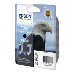 Cartuccia Epson - T007 - nero - originale - cartuccia d'inchiostro c13t00740110