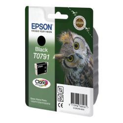 Cartuccia Epson - T0791 - nero - originale - cartuccia d'inchiostro c13t07914010