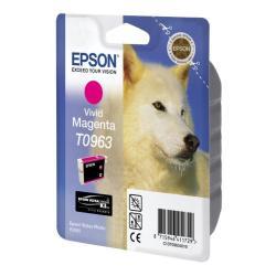 Cartuccia Epson - T0963 - magenta vivid - originale - cartuccia d'inchiostro c13t09634010