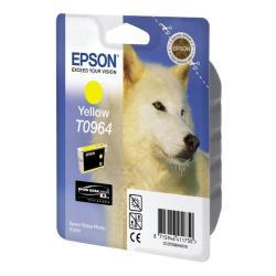 Cartuccia Epson - T0964 - giallo - originale - cartuccia d'inchiostro c13t09644010