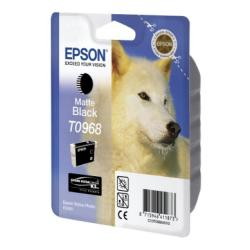 Cartuccia Epson - T0968 - nero opaco - originale - cartuccia d'inchiostro c13t09684020