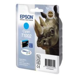 Cartuccia Epson - T1002 - ciano - originale - cartuccia d'inchiostro c13t10024020