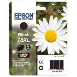 Cartuccia Epson - 18xl - xl - nero - originale - cartuccia d'inchiostro c13t18114022
