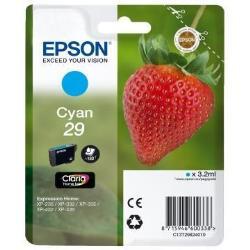 Cartuccia Epson - 29 - ciano - originale - cartuccia d'inchiostro c13t29824022