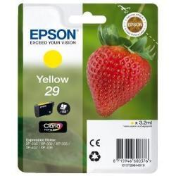 Cartuccia Epson - 29 - giallo - originale - cartuccia d'inchiostro c13t29844022