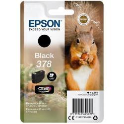 Cartuccia Epson - 378 - nero - originale - cartuccia d'inchiostro c13t37814010