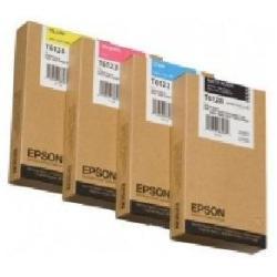 Cartuccia Epson - T6123 - magenta - originale - cartuccia d'inchiostro c13t612300