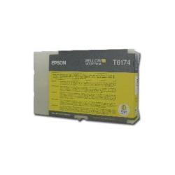 Image of Cartuccia T6174 - alta capacità - giallo - originale - cartuccia d'inchiostro c13t617400