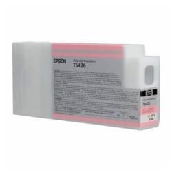 Cartuccia Epson - T6426 - magenta chiaro vivid - originale - cartuccia d'inchiostro c13t642600