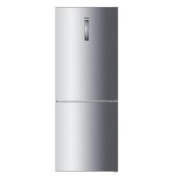 Réfrigérateur Haier C3FE744CMJ - Réfrigérateur/congélateur - pose libre - largeur : 70 cm - profondeur : 67.6 cm - hauteur : 190 cm - 450 litres - congélateur bas - Classe A++ - argenté(e)