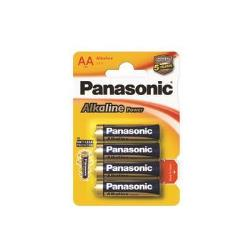 Pila Panasonic - Blister 4 stilo alkaline power c500006