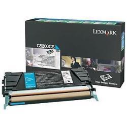 Toner Lexmark - C5200cs