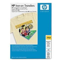 Carta HP - Trasferibili a caldo - 12 pezzi - a4 c6050a
