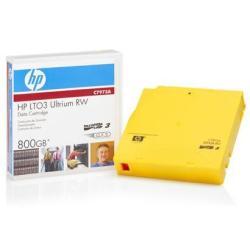 Supporto storage Hewlett Packard Enterprise - Hpe - lto ultrium 3 x 1 - 400 gb - supporti di memorizzazione c7973a