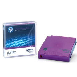 Supporto storage Hpe ultrium rw data cartridge lto ultrium 6 c7976b