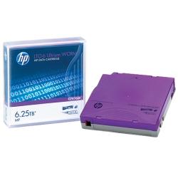 Supporto storage Hewlett Packard Enterprise - Hp lto-6 ultrium 6.25 tb mp worm d